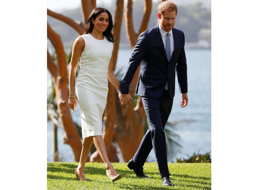 The Meghan Markle Dress