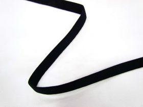 12mm High Density Elastic- Black