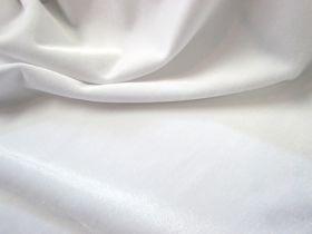2way Stretch Velvet- White