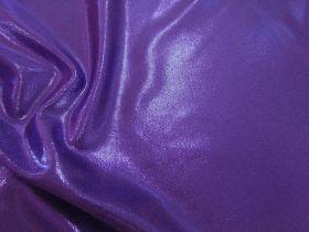 Fog Finish Spandex- Violet