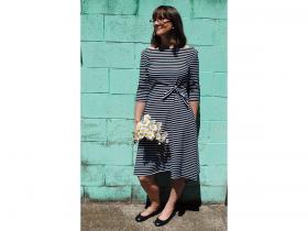 Date Dress Downloadable Pattern- Sizes 6-20