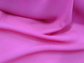 Designer Georgette- Hot Pink