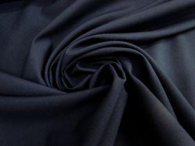 Wool Blend Suiting- Deep Navy #4684