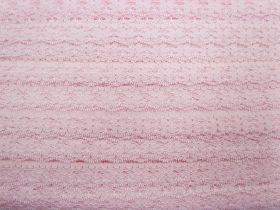 15mm Dainty Blossom Lace Trim- Pink #219