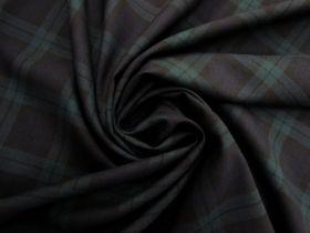 Prague Wool Blend Check #4703