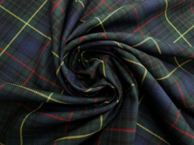 Melbourne Wool Blend Check #4704
