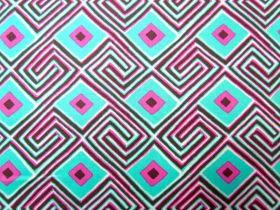 Amy Butler- Glow- Maze- Sea Glass