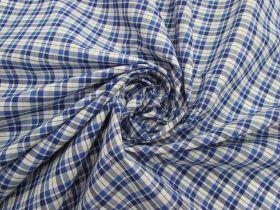 Los Angeles Cotton Blend Check #4724