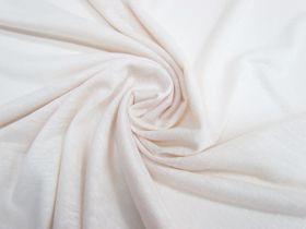 Linen Cupro Jersey- Peach #2726