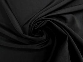 Water Resistant Nylon Taslon- Black #4737