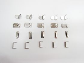 Hook & Bar Fasteners- RW278- 5 pack for $4