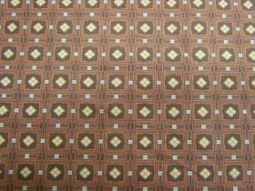 Sumptous Tiles Cotton #4750