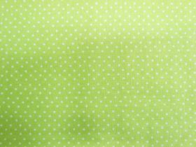 Fresh Spots Cotton- Honey Dew Melon #PW1148