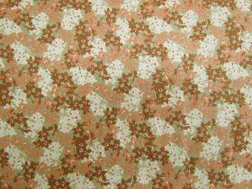 Autumn Posy Cotton #PW1061
