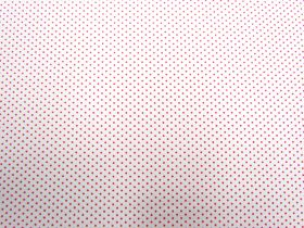A Day In The Country- Andaman Pindot- Red on White