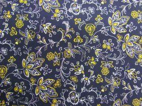 Regal Blossoms Cotton #4755