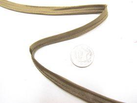 Fashion Satin Bias Piping- Bronze