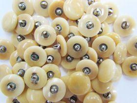 15mm Cream Fashion Buttons- FB104