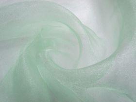 Crystal Organza- Cool Mint