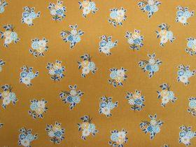 Liberty Cotton- Kyoto Posey- 5907C- The Emporium Collection