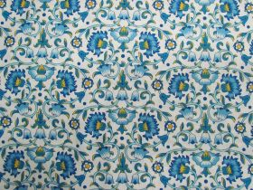 Liberty Cotton- Culodden Vine- 5910B- The Emporium Collection