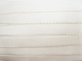 20mm Lingerie Elastic- Creamy White #221