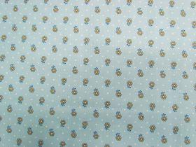 Liberty Cotton- Kingly Sprig- 5904B- The Emporium Collection