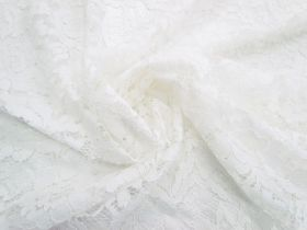 Flower Bed Lace- Ivory #4784