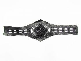 Xena Warrior Waist Detail- Black
