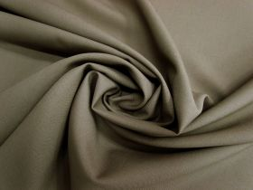 Wool Blend Woven- Taupe #4813