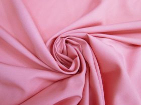 Cotton Blend Suiting- Strawberry Cream #4820