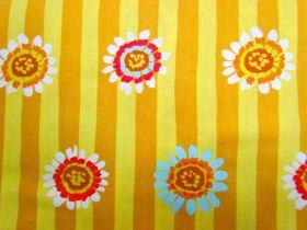 Kaffe Fassett- Regency Daisy- Yellow