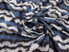 Kaleidoscope Stripe Spandex #4826