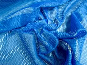 Basket Ball Mesh- Eel Blue