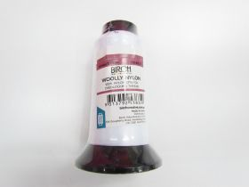 1500m Woolly Nylon Overlocking Thread- White