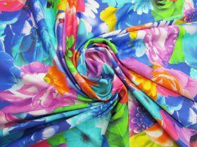 Tropical Flourish Spandex #4860