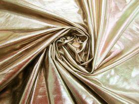 Metallic Foil Knit- Sun Ray Gold #2925