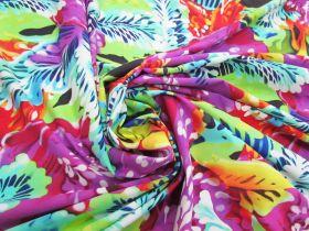 Exotic Rainforest Lightweight Spandex #4889