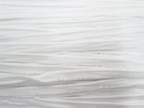 Stretch Piping Trim- White W749