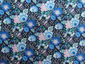 Liberty Cotton- Mini Lindy Pop- 5918A- The Deco Dance Collection