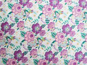 Liberty Cotton- Lindy Pop- 5917A- The Deco Dance Collection