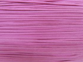 4mm Soft Cord Elastic- Berry Pink #475