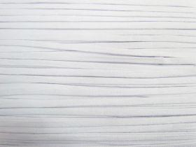 6mm Corset Lacing Cord- White #476