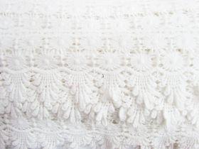 85mm Celia Cotton Lace Edge Trim #283