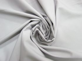 Smooth Cotton Poplin- Light Grey #4903