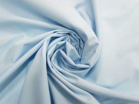 Smooth Cotton Poplin- Light Blue #4900
