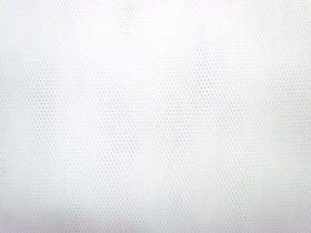 Dress Net- White #1