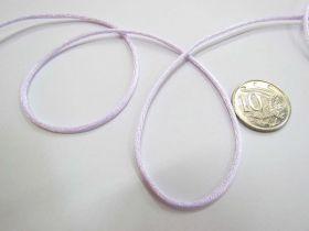 Rat Tail Ribbon- Lavender