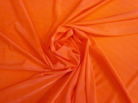 Shiny Knit Spandex- Orange Burst #4918