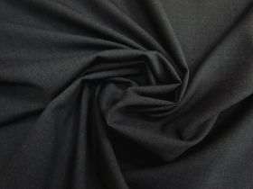 Wool Blend Suiting- Graphite #4921